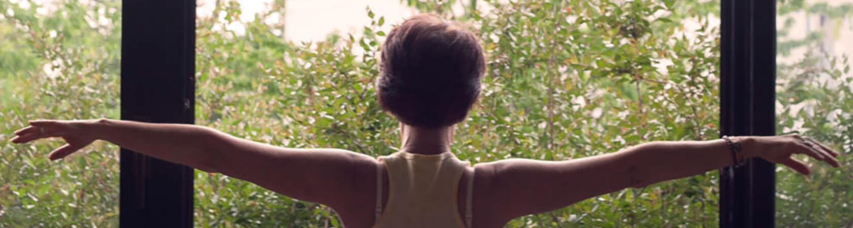 Yoga, Dans l'intimité du souffle, respirer la vie