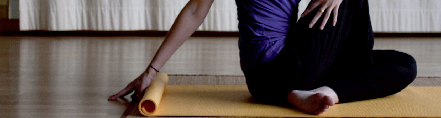 Yoga, Habiter son corps